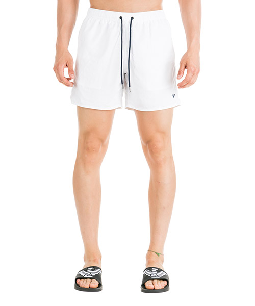 Swimming trunks Emporio Armani 2117409P42100010 white