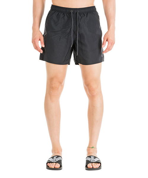 Swimming trunks Emporio Armani 2117409P42100020 black