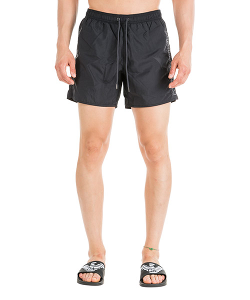 Swimming trunks Emporio Armani 2117409P42200020 black