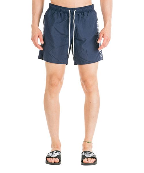 Swimming trunks Emporio Armani 2117409P42206935 navy blue