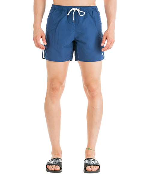 Short de bain Emporio Armani 2117409P42315734 washed blue