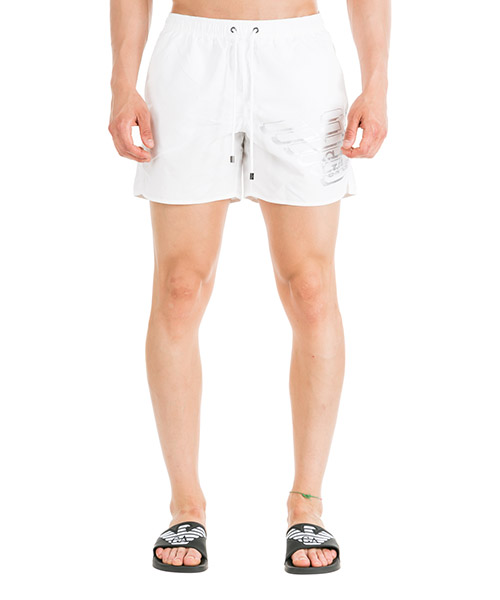 Swimming trunks Emporio Armani 2117409P42700010 white