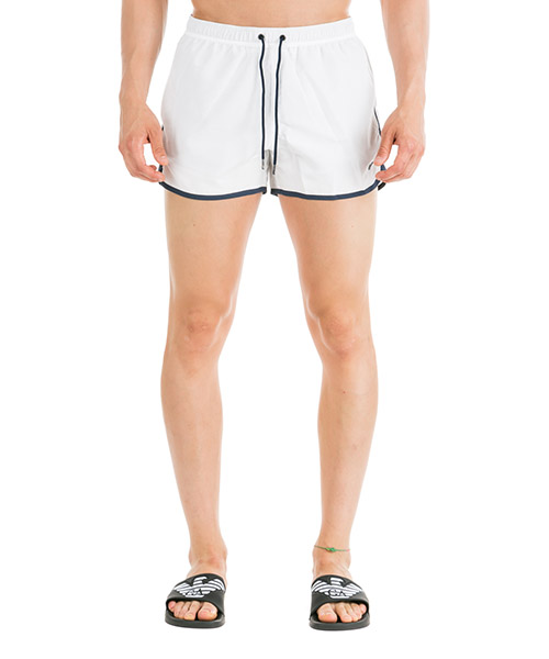 Swimming trunks Emporio Armani 2117419P42300010 white