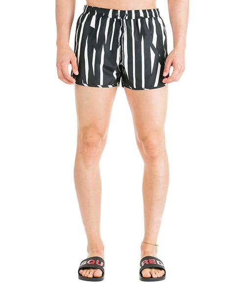Men's boxer swimsuit bathing trunks swimming suit