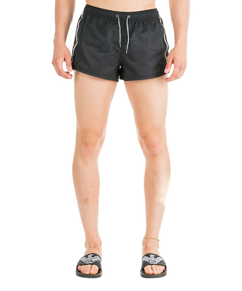 Swimming trunks Emporio Armani 2117439P42000020 black