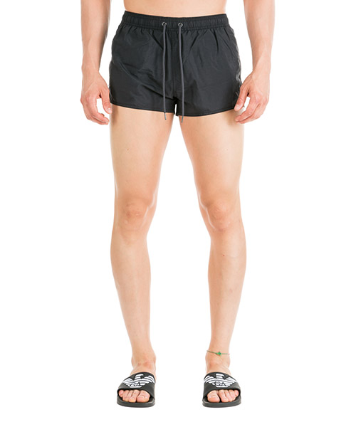 Swimming trunks Emporio Armani 2117479P42100020 black