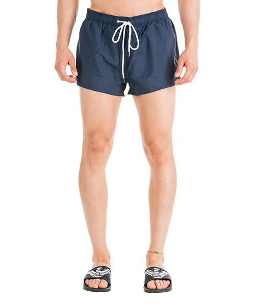 Swimming trunks Emporio Armani 2117479P42106935 navy blue