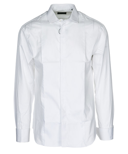 Hemd Emporio Armani 21C53G21C29101 bianco