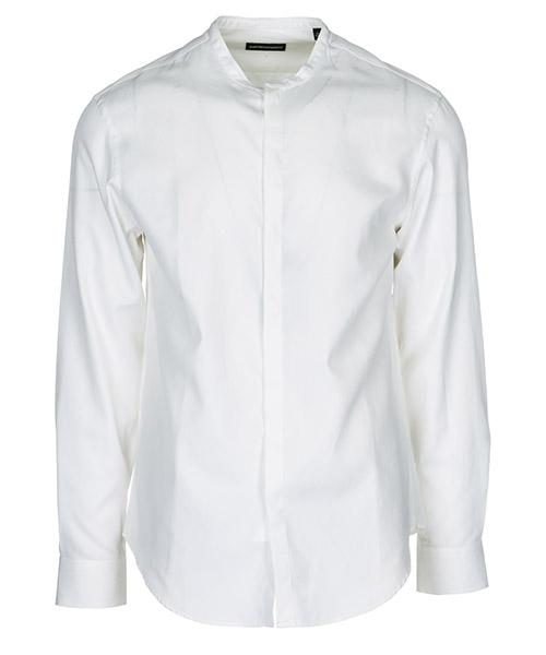 Chemise Emporio Armani 21C62L21GC1100 bianco