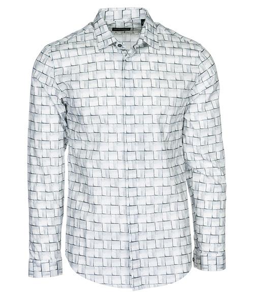 Camisa Emporio Armani 21CC1T216F2036 grigio