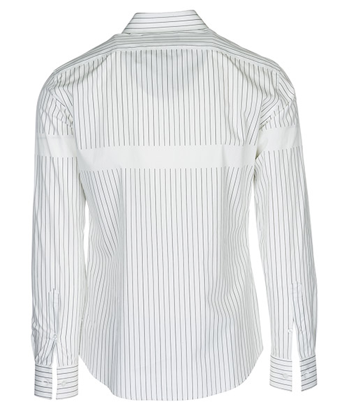 Chemise à manches longues homme modern fit secondary image