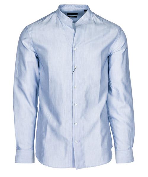 Shirt Emporio Armani 21CM3L21C10021 azzurro