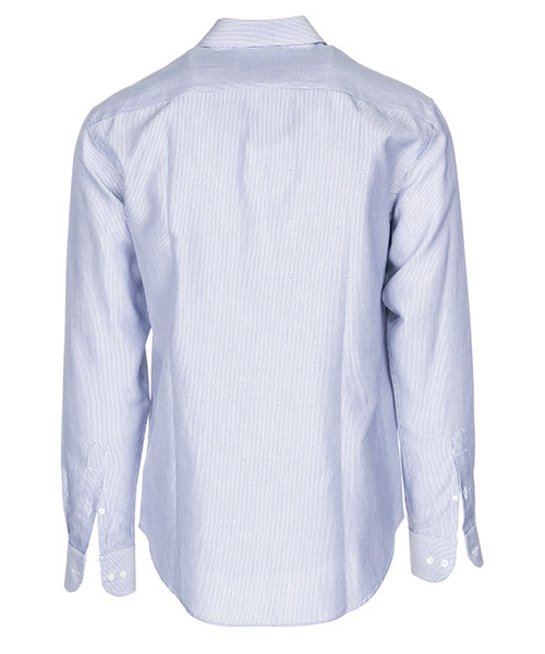 Men's long sleeve shirt dress shirt modern fit secondary image