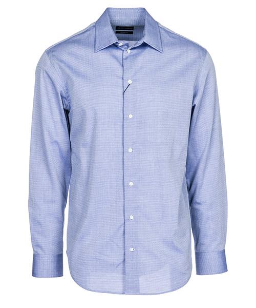 Camisa Emporio Armani 21CM5L21C47041 blu