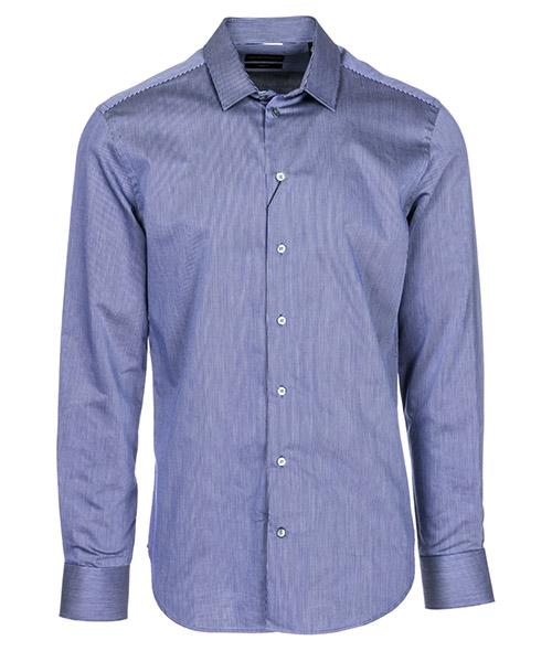 Camisa Emporio Armani 21CSBL21C02021 blu