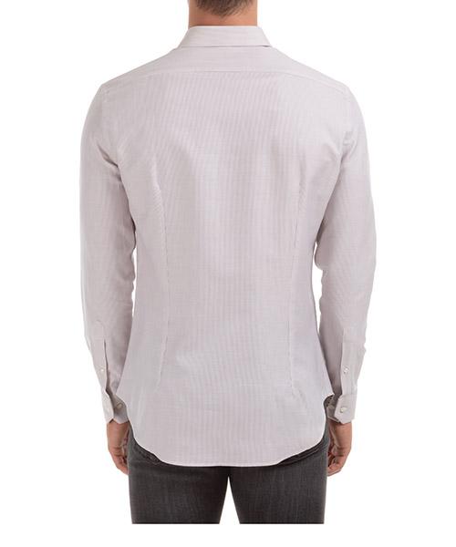 Chemise à manches longues homme slim fit secondary image