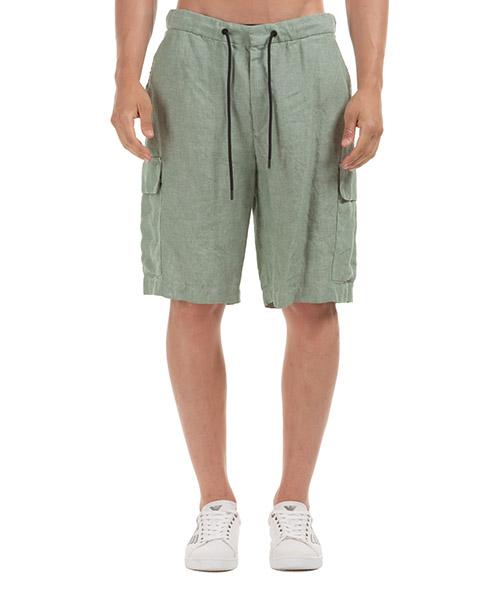 Shorts Emporio Armani 21p91s21s43520 verde