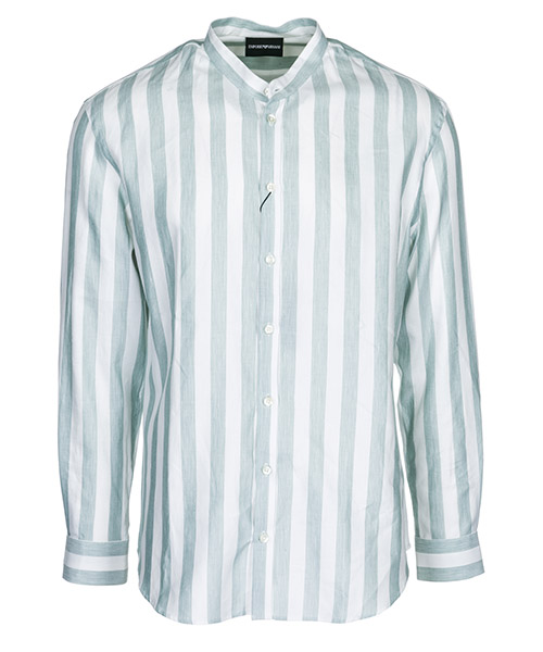 Camisa Emporio Armani 21SMGL211F6017 bianco