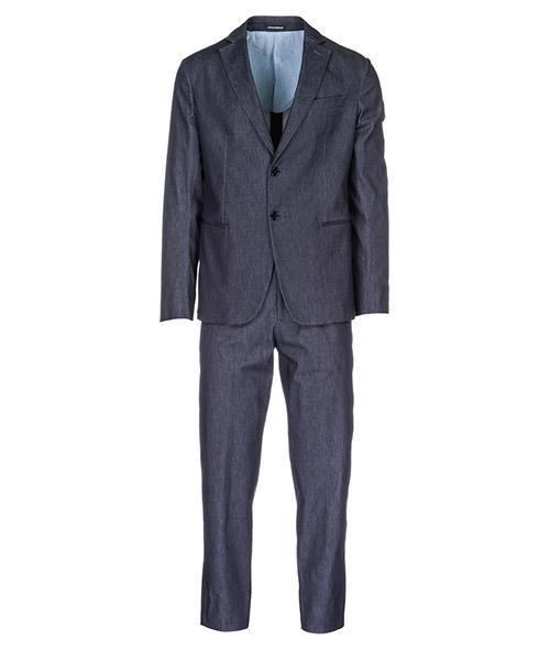 Dress Emporio Armani 21VF1E21520921 blu