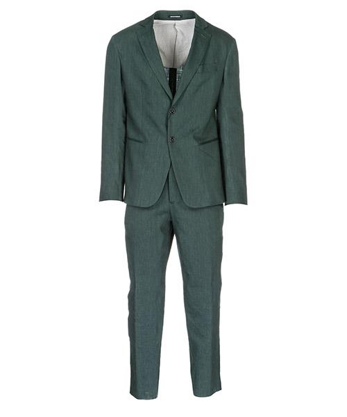 Vestido Emporio Armani 21VF1E21548550 verde