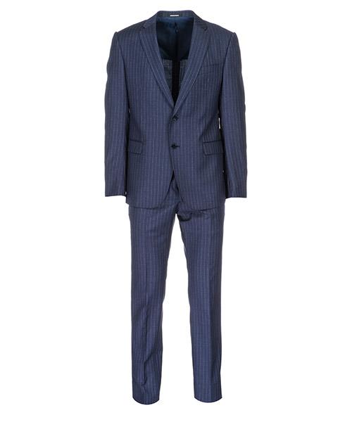 Vestido Emporio Armani 21VM3B21550919 blu
