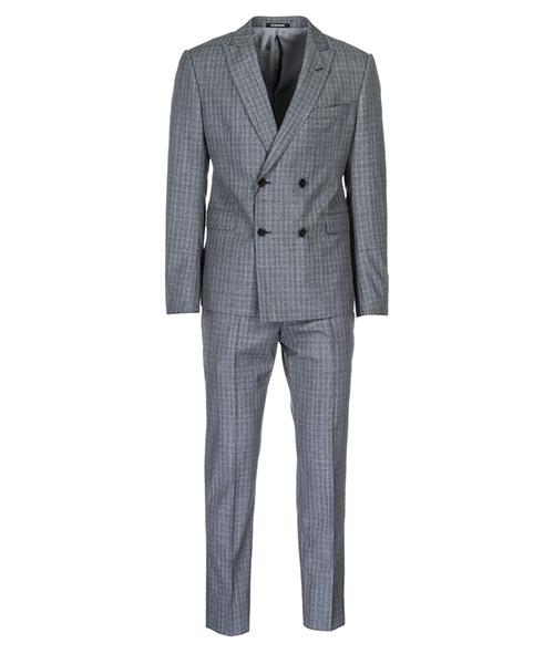 Vestido Emporio Armani 21VMLL21532631 grigio