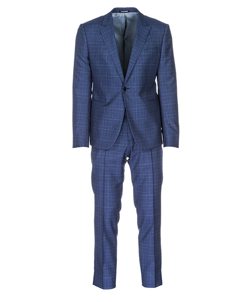 Vestido Emporio Armani 21VMRL21536919 blu