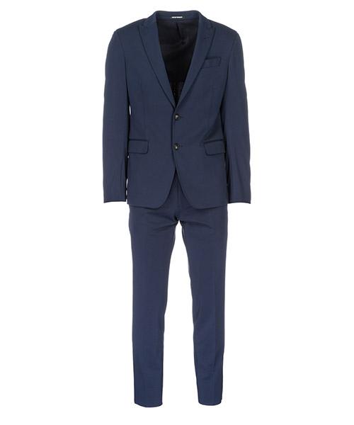 Vestido Emporio Armani 21VS7T21598922 blu