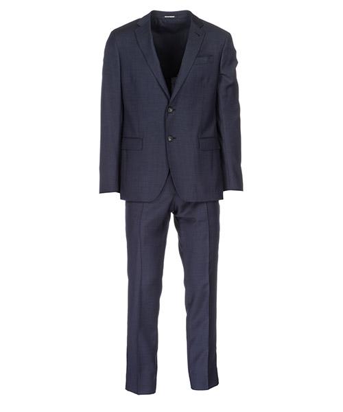 Vestido Emporio Armani 21VS8V21624921 blu