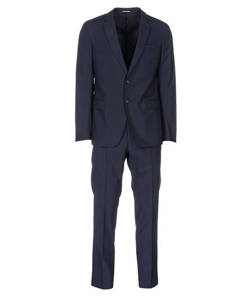 Vestido Emporio Armani 21VSDW21558922 blu