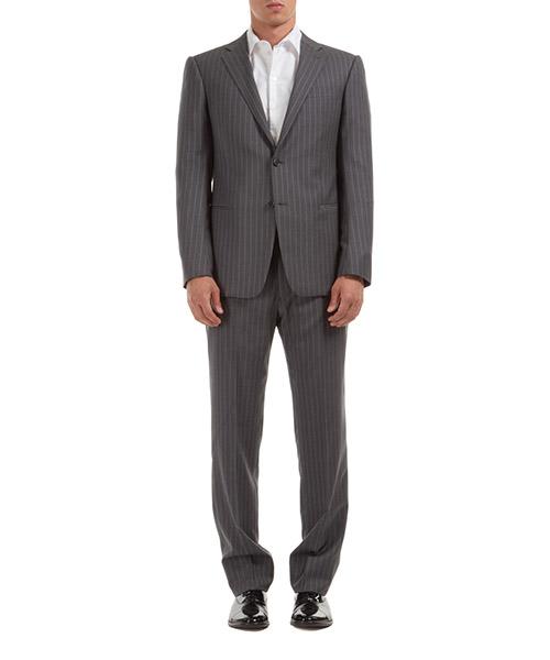 Vestido Emporio Armani 21VT3A21528631 grigio