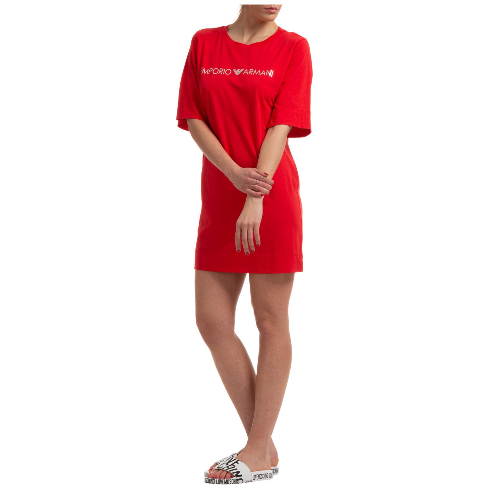 Emporio Armani Shirts WOMEN'S SUMMER DRESS FASHION BEACH COVER UP