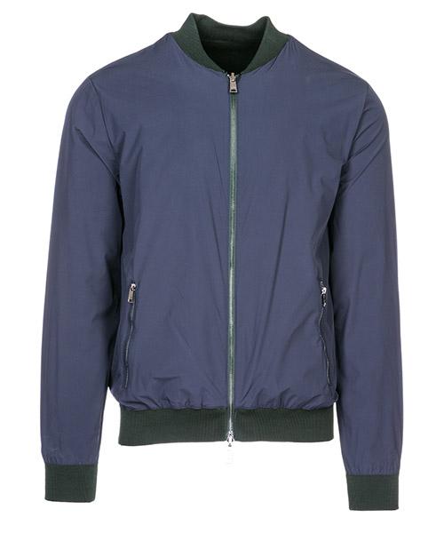 Outerwear blouson Emporio Armani 3G1BT11MWPZ0537 blu