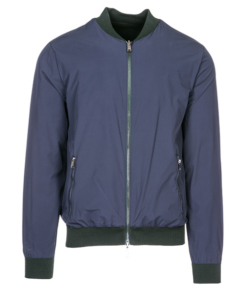 Верхняя одежда блузон Emporio Armani 3G1BT11MWPZ0537 blu