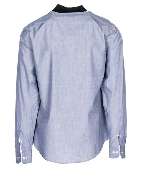 Chemise à manches longues homme regular fit secondary image