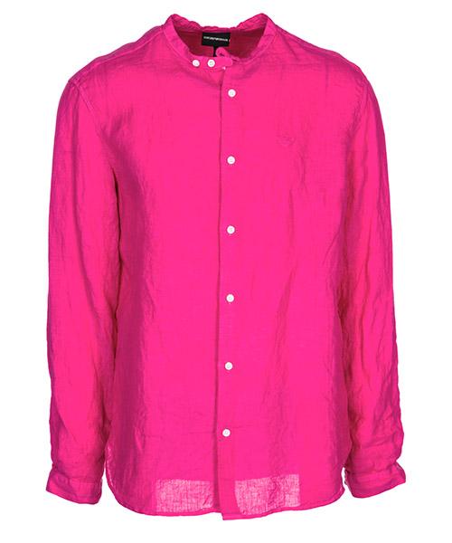 Camisa Emporio Armani 3G1C951N5FZ0309 fucsia