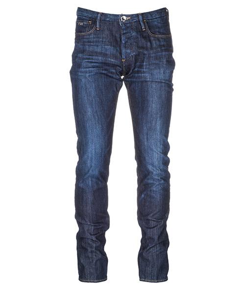 Jeans Emporio Armani 3G1J001D2WZ0941 denim blu