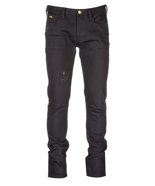 Trousers Emporio Armani 3G1J001D2YZ0005 nero