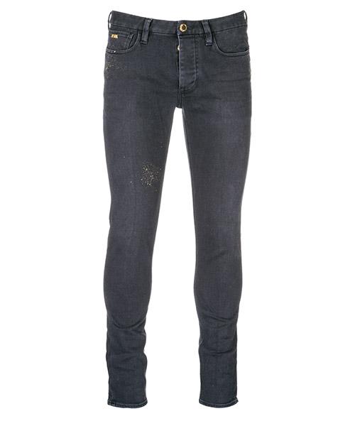 Jeans Emporio Armani 3G1J001D2YZ0006 denim nero