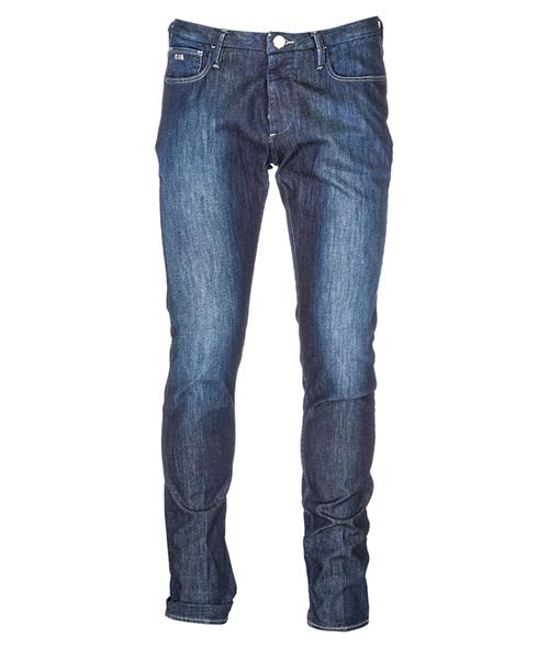 Jeans Emporio Armani 3G1J001D85Z0941 denim blu