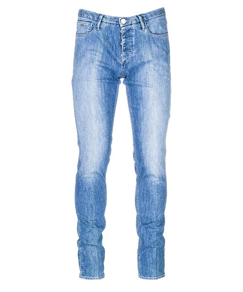 Jean Emporio Armani 3G1J001D85Z0943 denim blu