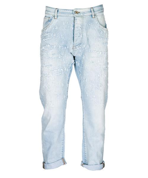 Jeans Emporio Armani 3G1J041D4NZ0941 denim blu