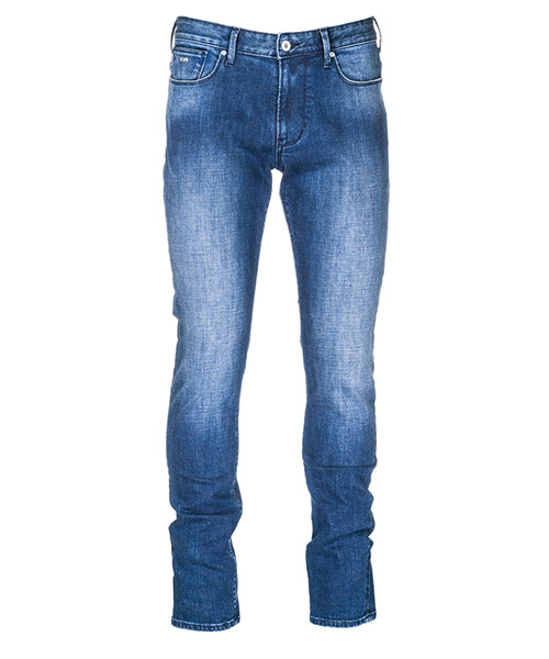 Jean Emporio Armani 3G1J061D4DZ0941 blu