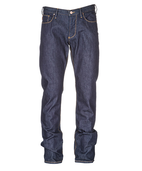 Jeans Emporio Armani 3G1J061D5QZ0941 denim blu