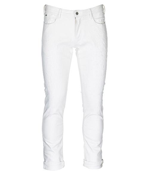 Jean Emporio Armani 3G1J061N59Z0100 bianco ottico