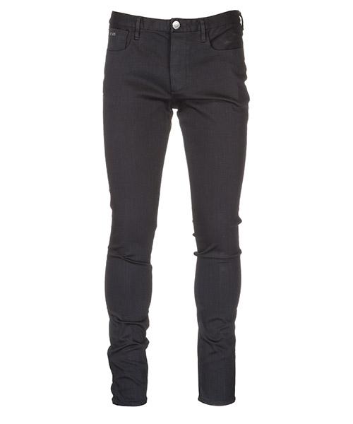 Trousers Emporio Armani 3G1J111DHDZ0005 nero
