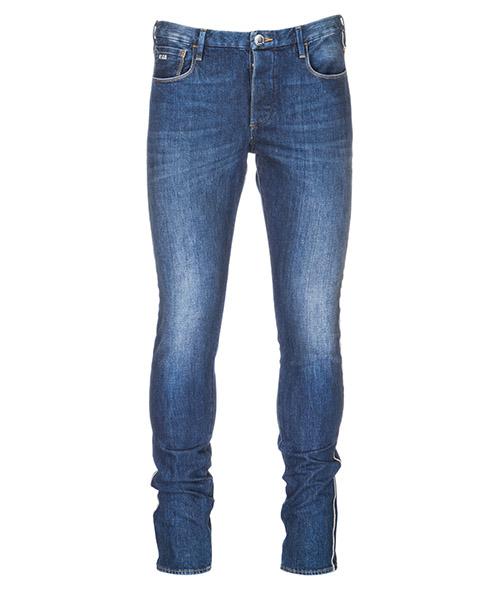 Jeans Emporio Armani 3G1J111DHGZ0941 denim blu