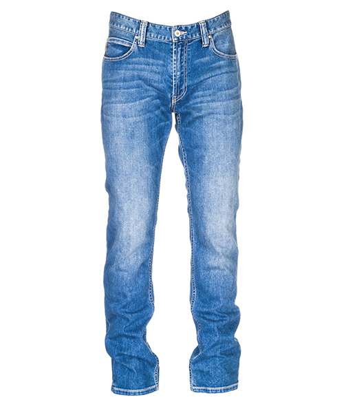 Jeans Emporio Armani 3G1J151DLRZ0942 denim blu