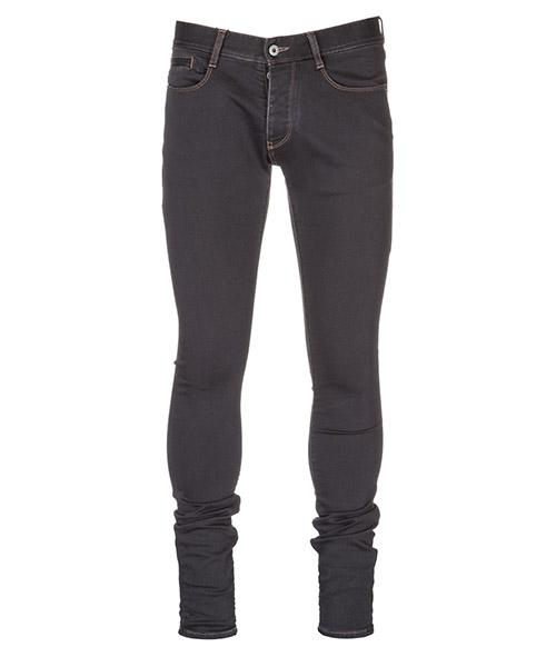Trousers Emporio Armani 3G1J351D0PZ0005 denim nero