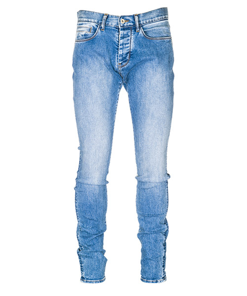 Jeans Emporio Armani 3G1J351D3CZ0941 denim blu
